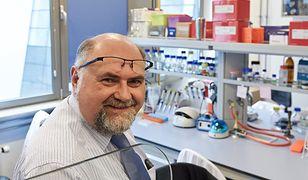 Koronawirus w Polsce. Według prof. Grzegorza Węgrzyna z Uniwersytetu Gdańskiego jest szansa, abyśmy uodpornili się na koronawirusa nawet bez  szczepionki