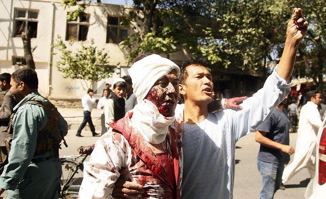 Afganistan: zamach bombowy w pobliżu ambasady Niemiec