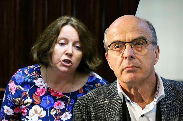 Joanna Lichocka i Jan Pospieszalski mają inne wizje rzetelności dziennikarskiej