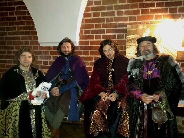 """Byliśmy na planie """"Korony królów"""" w Malborku. O czym nie wiedzą widzowie?"""