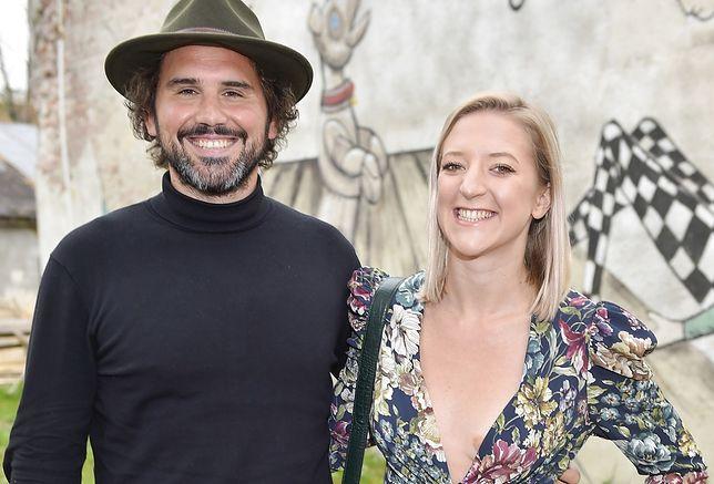Lara Gessler opublikowała romantyczne zdjęcie z mężem