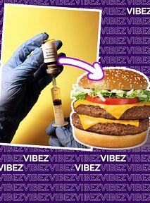 Darmowe hamburgery z McDonald's za SZCZEPIENIE!