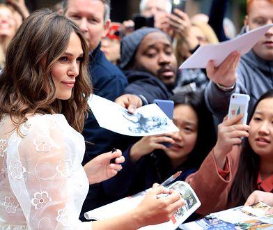 Aktorka nie wstydzi się opowiadać o swoich niedoskonałościach