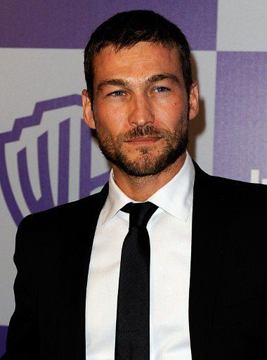 Andy Whitfield nie żyje