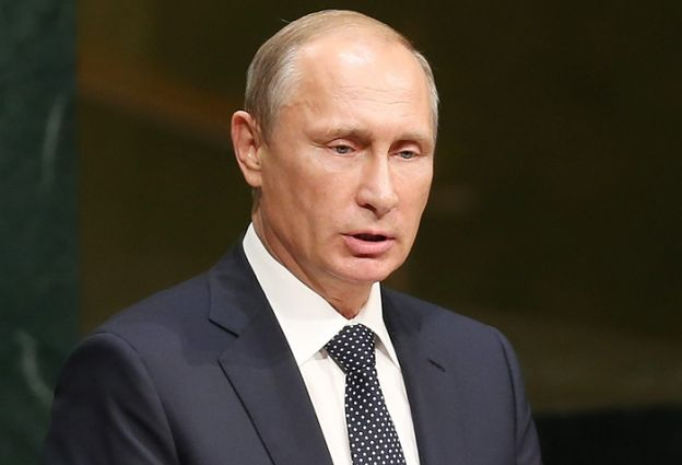 Władimir Putin: z Rosją to niemożliwe, wystarczy spojrzeć na mapę