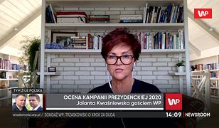 """Jolanta Kwaśniewska popiera Rafała Trzaskowskiego. """"Potrafi porywać tłumy"""""""