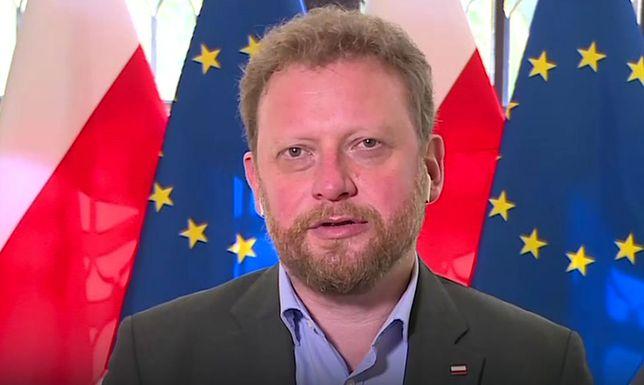 Koronawirus w Polsce. Łukasz Szumowski bierze pod uwagę wprowadzenie kwarantanny dla przyjeżdżających z zagranicy