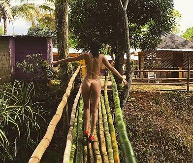 Bella Hadid na wakacjach na Jamajce