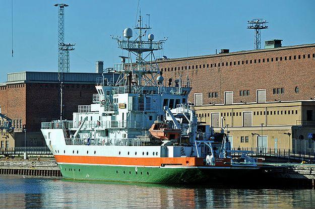 Statek badawczy Aranda
