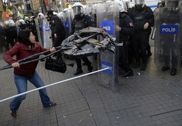 Starcia w Stambule