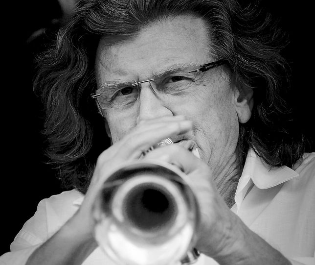Zbigniew Wodecki był multiinstrumentalistą – grał na trąbce, skrzypcach i fortepianie