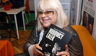 Urszula Sipińska przed laty przerwała karierę. Trzymała się swojego planu