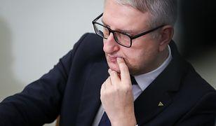 Poseł Stanisław Pięta został zawieszony w prawach członka partii i klubu PiS