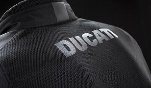 Trzy wentylowane kurtki tekstylne Ducati. Stworzone na lato