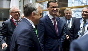 Premierzy Węgier i Polski, Viktor Orban i Mateusz Morawiecki
