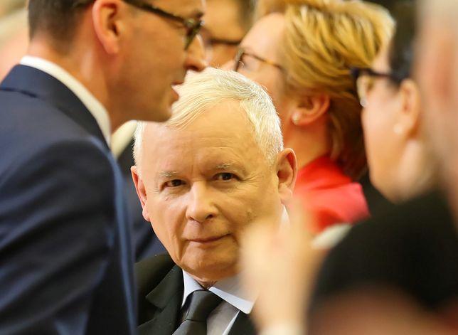 Jarosław Kaczyński, prezezs PiS, wyznaczył swojej partii kurs przeciwko prawom LGBT