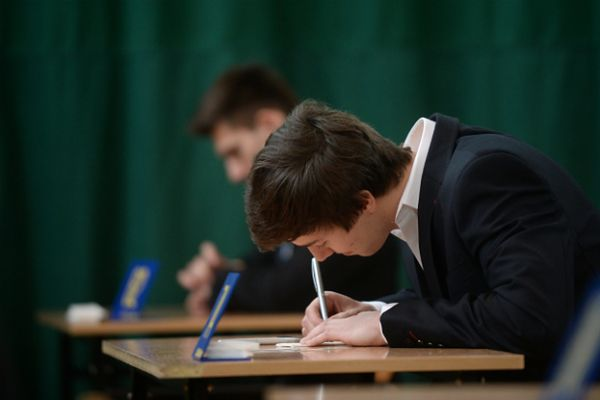 Matura 2015. Trwa pisemny egzamin z matematyki