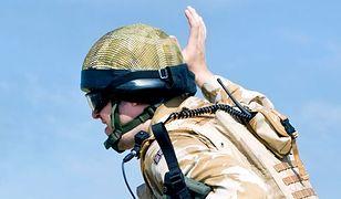Ten żołnierz już 17 razy wyleciał w powietrze. Wciąż ma się świetnie