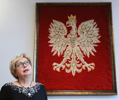 Pierwsza Prezes Sądu Najwyższego Małgorzata Gersdorf.