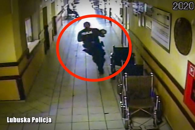 Sulęcin. Policja pomogła uratować 10-miesięczne niemowlę