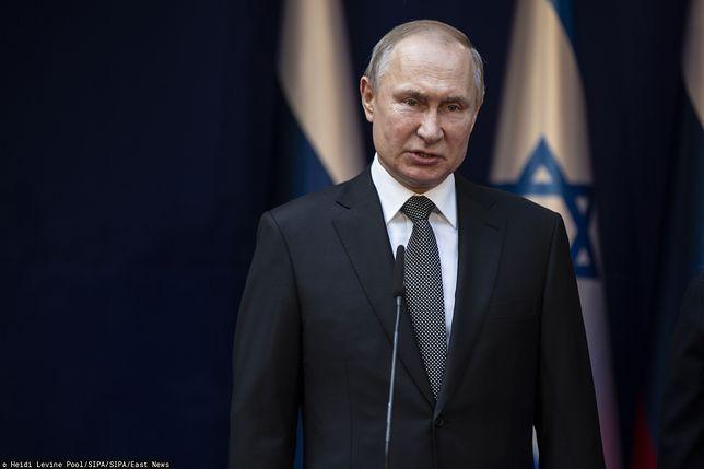 Prezydent Rosji Władimir Putin (zdj. arch.)