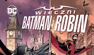 Nowe DC Comics. Wieczni Batman i Robin, tom 1. Nowe DC Comics