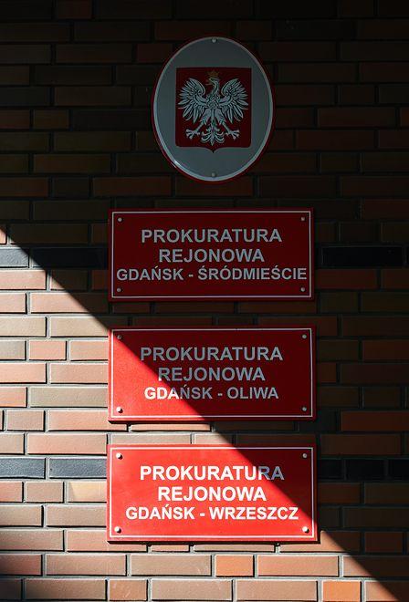 Prokuratura Rejonowa Gdańsk–Śródmieście skierowała w tej sprawie akt oskarżenia