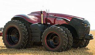 Kolejny producent stawia na autonomiczne ciągniki