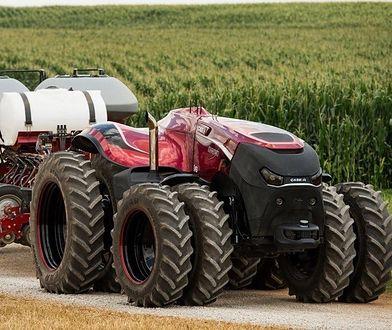 Autonomiczny ciągnik Case - będzie miał systemy lepsze niż samochody