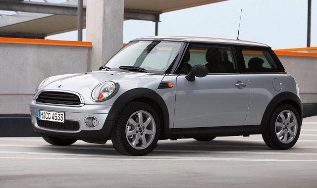 MINI: usterka w samochodach klasy premium