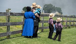 Rodziny Amiszów są zazwyczaj wielodzietne