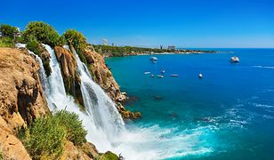 Belek znajduje się 40 km od miejscowości Antalya