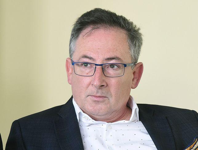 Bartłomiej Sienkiewicz od 25 lutego 2013 do 22 września 2014 roku był ministrem spraw wewnętrznych