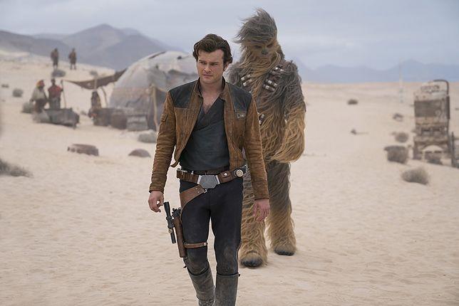 Alden Ehrenreich i Joonas Suotamo to nowi Han Solo i Chewbacca