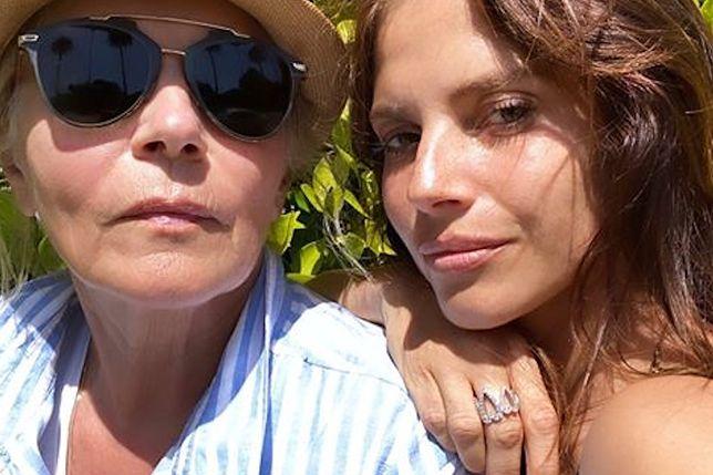 Teresa i Weronika Rosati - matka i córka