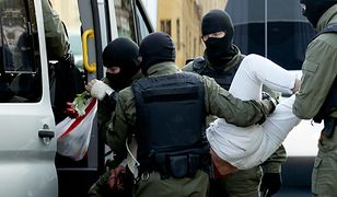 Białoruś. W sobotę odbyły się kolejne protesty. Zatrzymano łącznie 150 osób / foto ilustracyjne