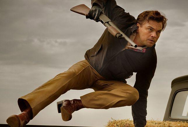 Leonardo DiCaprio w nowym filmie Quentina Tarantino w gwiazdę westernów- fot. Andre Cooper dla Vanity Fair