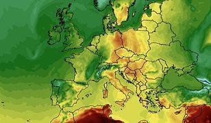 Upalna pogoda w Polsce. Dotarł pył saharyjski