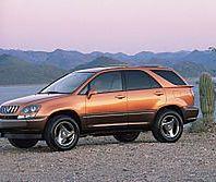 Lexus RX: tak zaczęła się kariera crossoverów klasy premium