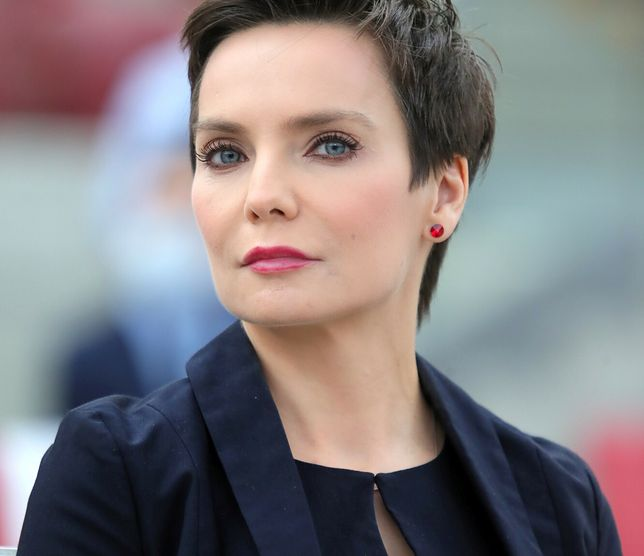 Agnieszka Kamińska od ponad roku zarządza Polskim Radiem.