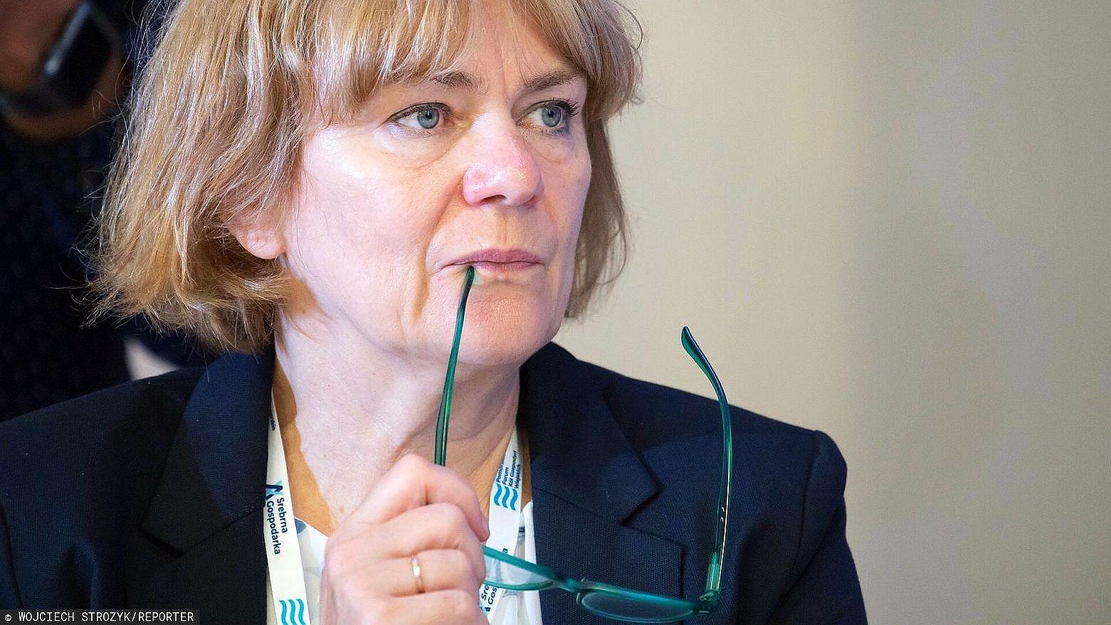 Dorota Kania, nowa redaktor naczelna Polska Press