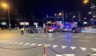 Warszawa. Zderzenie dwóch tramwajów. Paraliż na torach