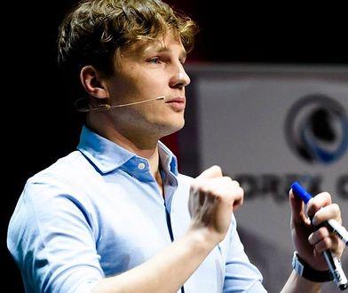 Rafał Zaorski, spekulant, trader, przedsiębiorca, prezes fundacji Trading Jam