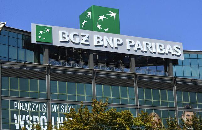 Nie działała bankowość internetowa i mobilna w BGŻ BNP Paribas