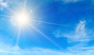 Pogoda. Weekend ciepły i pełen słońca
