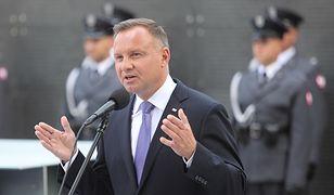 """Andrzej Duda odpowiada na apel I prezes SN. """"Potrzebne zmiany ustawodawcze"""""""