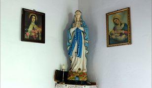 Kobieta uwzięła się na Matkę Boską z kościoła w Koszalinie. Już drugi raz ukradła jej pozłacaną koronę
