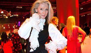 Inne kobiety w jej wieku cieszą się emeryturą. Ona podbija świat mody