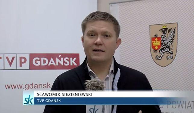 Sławomir Siezieniewski po 24 latach odchodzi z TVP Gdańsk