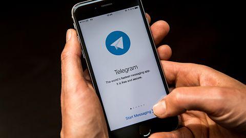 Szef Telegrama: w ciągu 3 dni zyskaliśmy 25 mln użytkowników